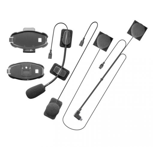 Interphone MICINTERPHOF10 - Microfon és fülhallgató sisakszerelék (Active, Connect) - 01320283