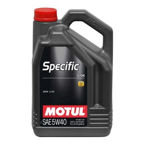 MOTUL Specific BMW LL-04 5W-40 5L