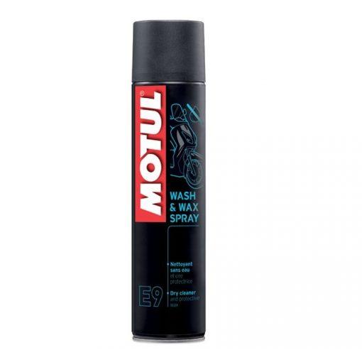 motul-e9-wash-wax-spray-tisztito
