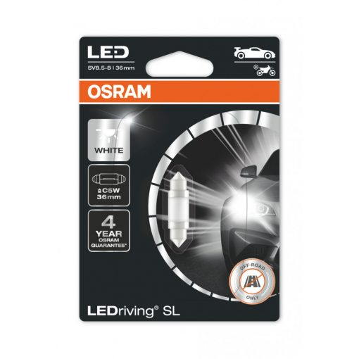 Osram 6418DWP-01B SV8.5-8 C5W LED