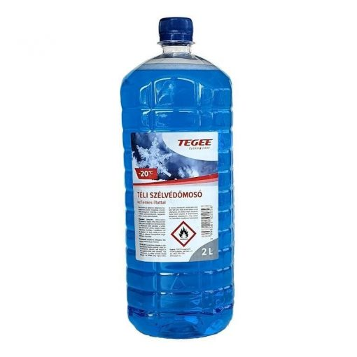 Tegee téli szélvédőmosó folyadék -20C (2L)