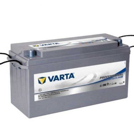 Varta Professional DC AGM 12v 150Ah meghajtó akkumulátor - 830150