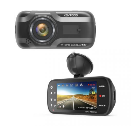 Kenwood DRV-A501W menetkamera