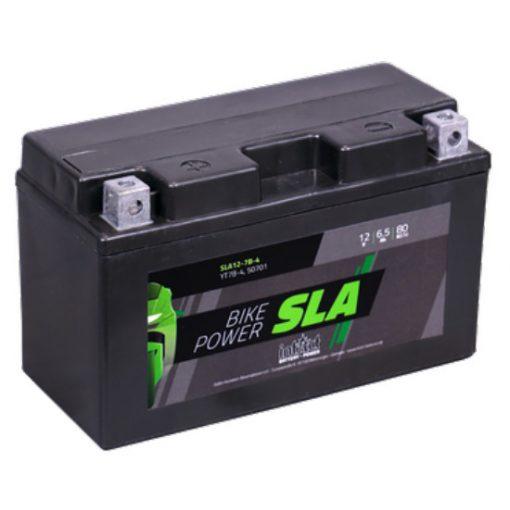 IntAct YT7B-4 12V 6.5Ah 80A AGM SLA motor akkumulátor - 507901