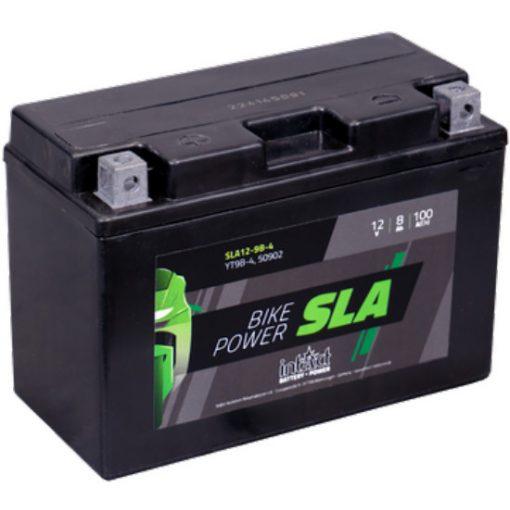 IntAct YT9B-4 12V 8Ah 100A AGM SLA motor akkumulátor - 509902